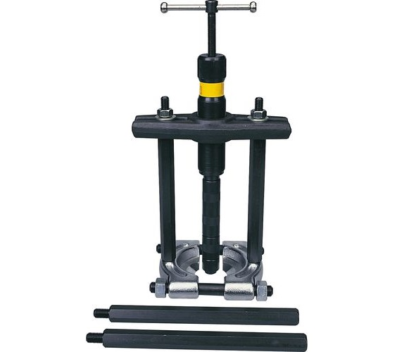 Hydraulic Pin Puller Set : Cromwell hydraulic puller set pce